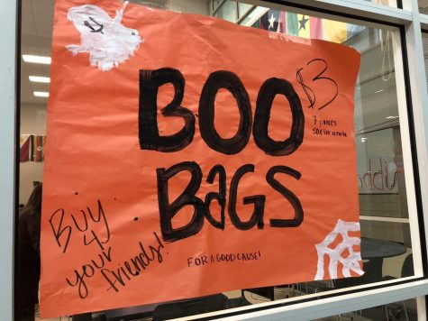 BOO! Bags Made Their Way Through Wakeland