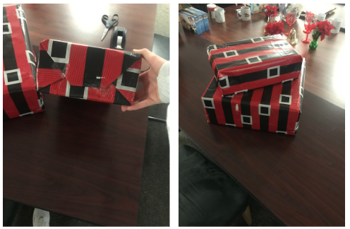 How to Perfectly Wrap your Holiday Gifts