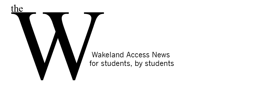 The student news site of Wakeland High School