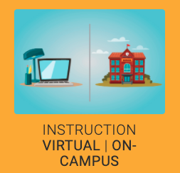 The choice is yours - face to face or virtual instruction?  Changes take place after winter break.